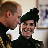 Prince William and Kate Middleton on St. Patrick's Day 2019