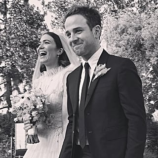 Mandy Moore and Taylor Goldsmith Wedding Pictures