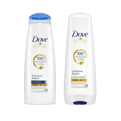 Dove Nutritive Solutions Intensive Repair Shampoo & Conditioner