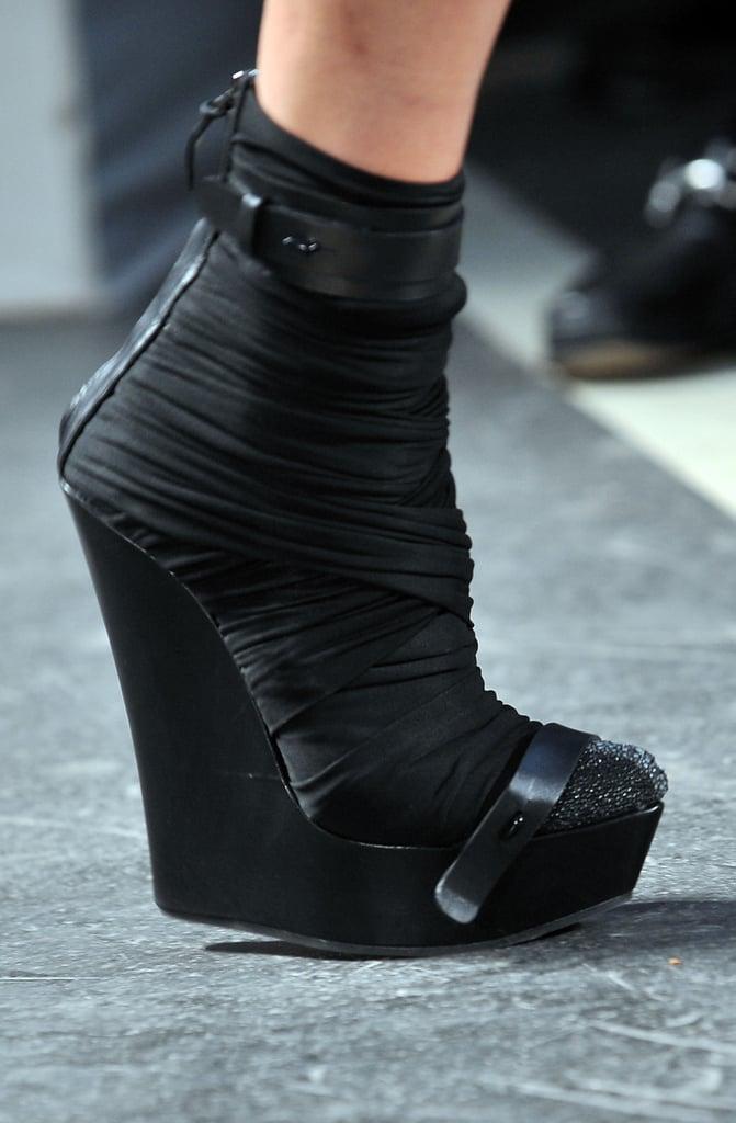 Paris Fashion Week: Givenchy Spring 2010