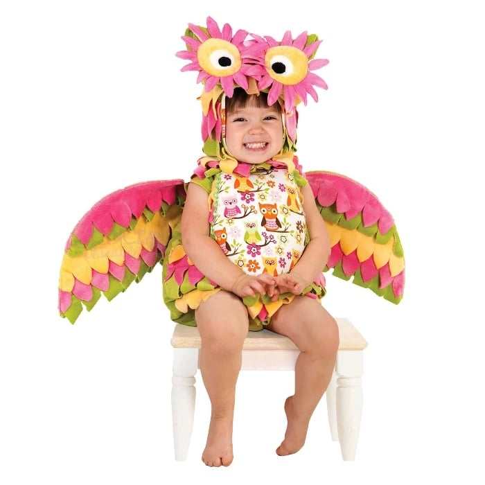 Kids' Hootie The Owl Baby/Toddler Costume