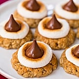 S'mores Oatmeal Kiss Cookies