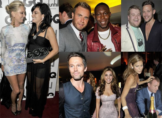 Gallery Of Photos From The GQ Men Of The Year Awards 2009 Plus Full List Of Winners
