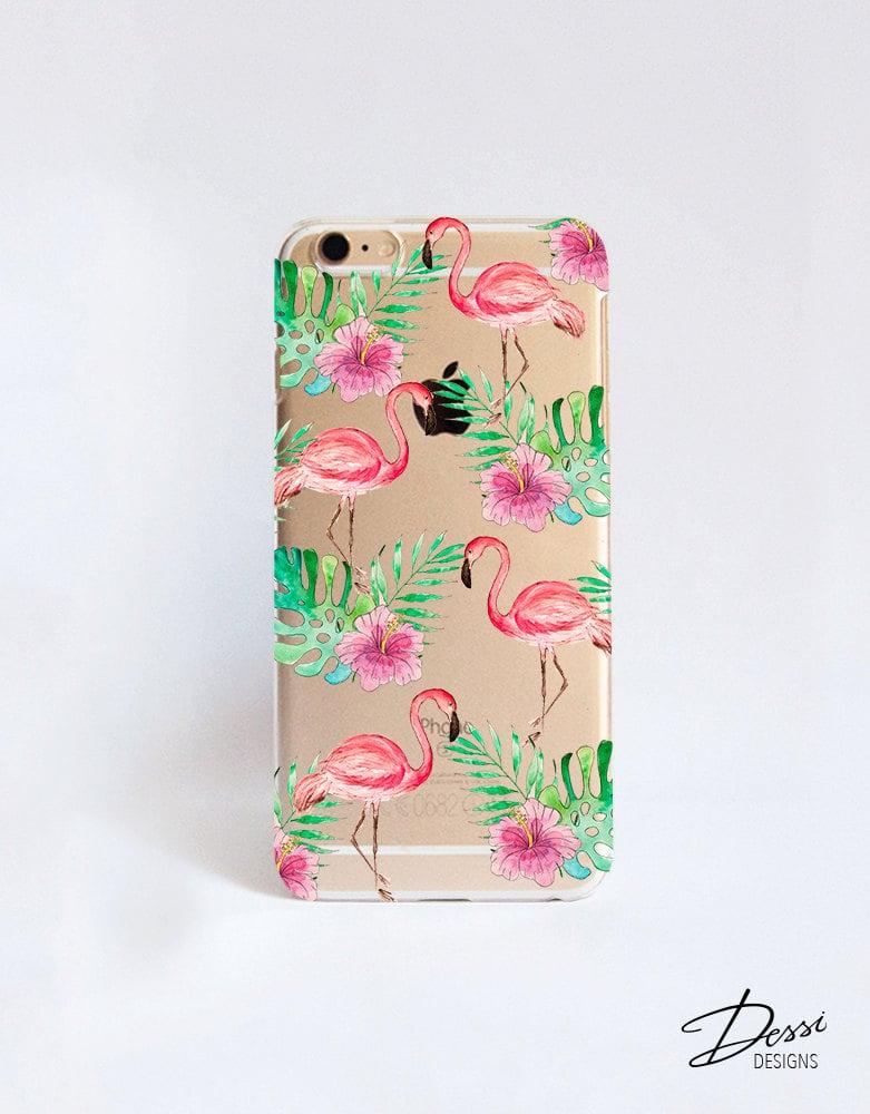 Pink Flamingo iPhone Case ($16)