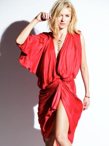 Naomi Watts does Marie Claire UK-july 2010