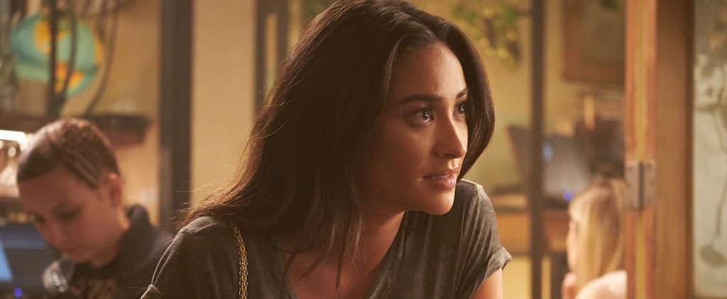 Shay Mitchell Talks About Lifetime's Show You 2018