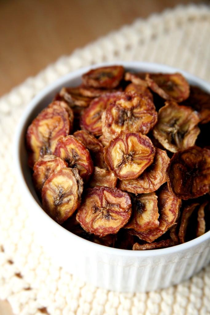 Cinnamon Banana Chips