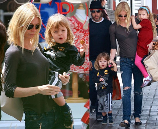 Gwyneth and The Kids
