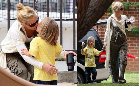 Kate & Ryder's Park Love