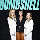 Nicole Kidman, Charlize Theron, and Margot Robbie at a Special Screening of Bombshell