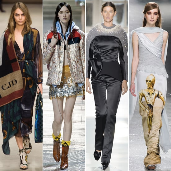 100 Best Outfits From Fashion Week For Autumn 2014
