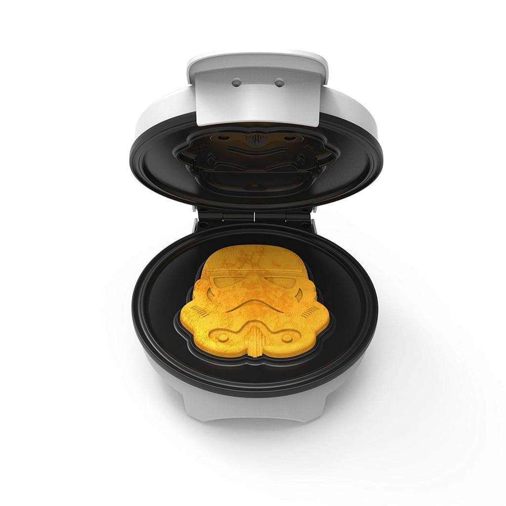 Star Wars Stormtrooper Waffle Maker