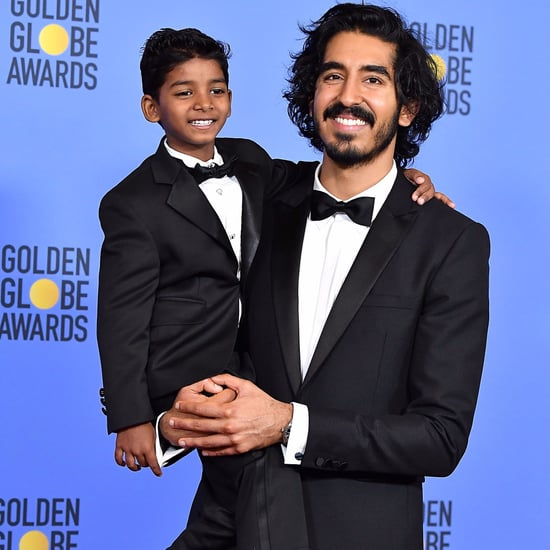 Dev Patel's Reaction to Oscar Nomination 2017