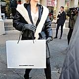 We Spotted Jennifer With a Big Alexander Wang Bag on Feb. 18