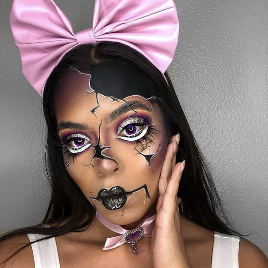 Best Cracked-Doll Makeup Looks For Halloween