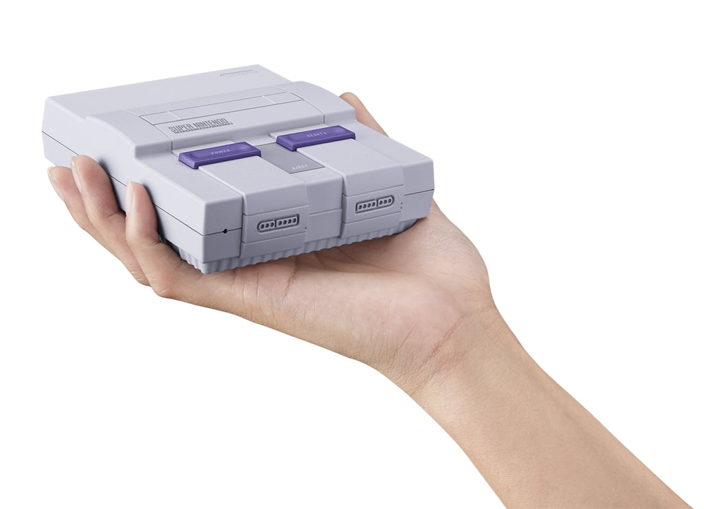 Super Nintendo Entertainment System: Super NES Classic Edition ($80)