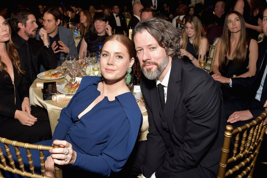Pictured: Amy Adams and Darren Le Gallo