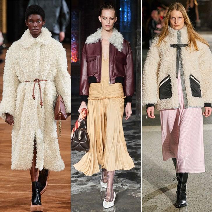 Fall Fashion Trends 2020: Shearling Outerwear