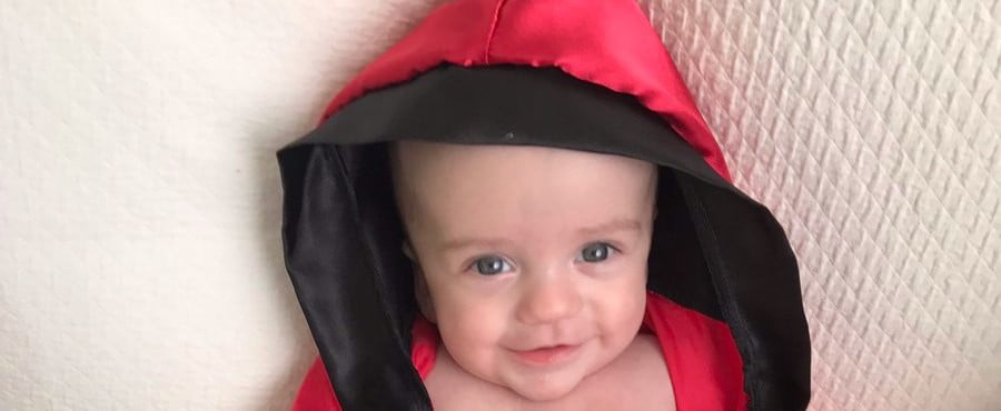 Jimmy Kimmel's Son Billy Is the Cutest (and Bravest) Tot We've Ever Laid Eyes On