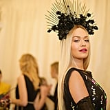 Rita Ora Crown at the Met Gala 2018