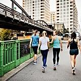 Walk 10,000-15,000 Steps a Day
