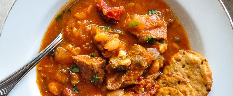 North African Stew Instant Pot Recipe