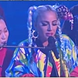 "Lady Gaga Sings ""Shallow"" and ""Million Reasons"" in Japan"