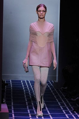 Paris Fashion Week: Balenciaga Spring 2009