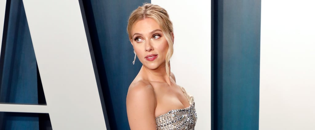 Scarlett Johansson's Dress at Vanity Fair Oscars Afterparty