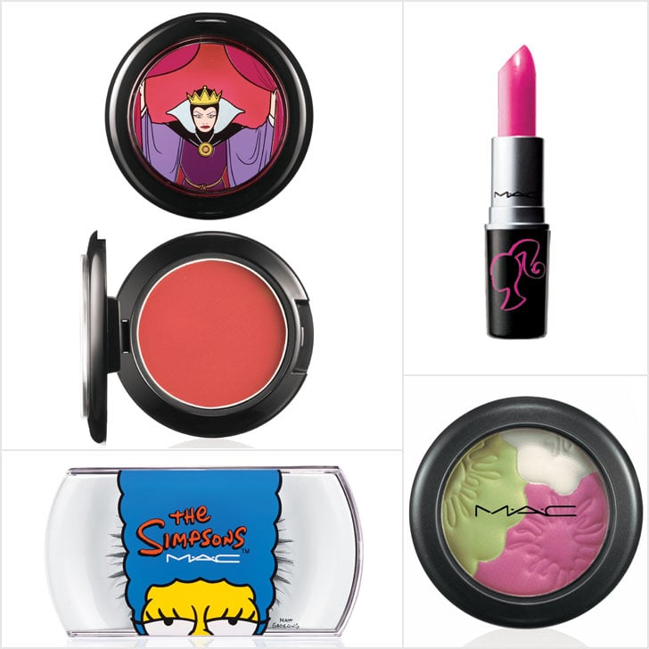 Best MAC Cosmetics Collaborations