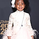 Parker Curry at the 2020 NAACP Image Awards