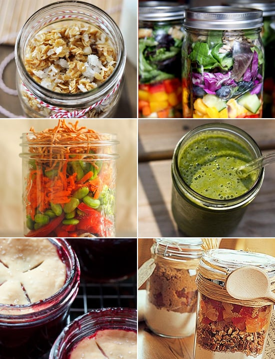 Mason Jar Meals For Kids