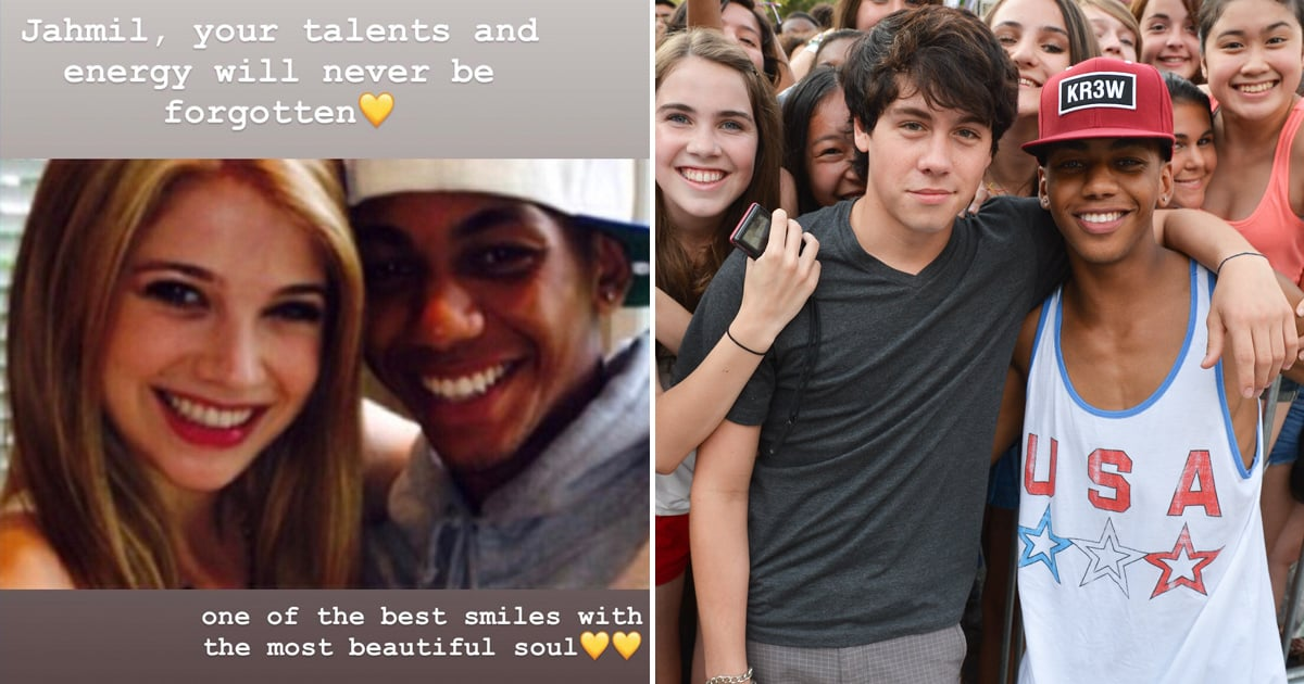 """Degrassi Stars Pay Tribute to Jahmil French After His Death: """"You Were So Loved"""""""