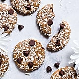 Coconut Protein Cookies With Almond Butter