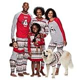 Polar Bear Fairisle Family Pajamas by Cuddl Duds
