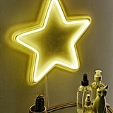 Urban Outfitters Star Neon Sign