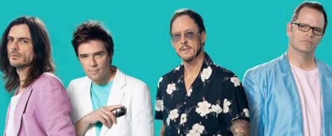 """Weezer's """"No Scrubs"""" Cover"""