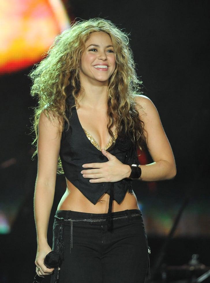 2008 Hot Shakira Pictures Popsugar Celebrity Photo 21