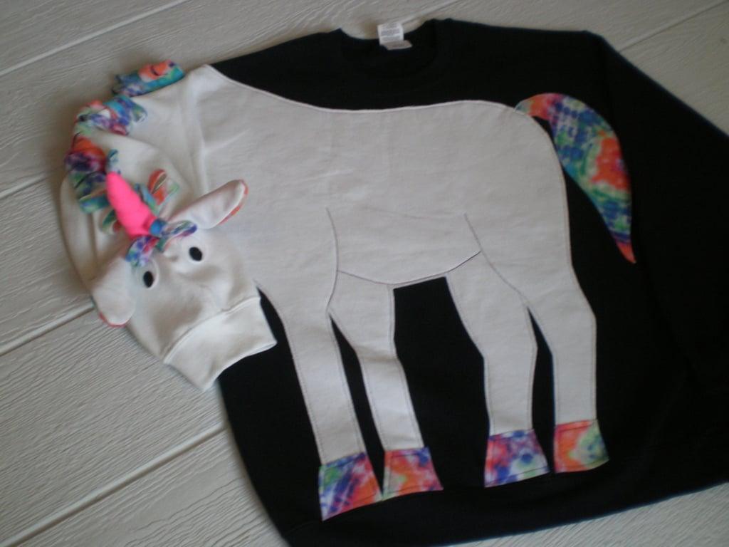 Unicorn Sweatshirt ($55)