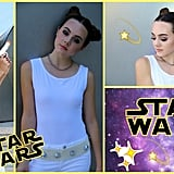 Princess Leia-Inspired Look