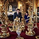 Palace Staffers