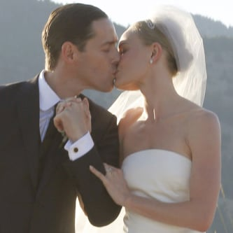 Kate Bosworth and Michael Polish Wedding Picture and Details
