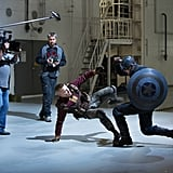 On Where Captain America: The Winter Soldier Begins