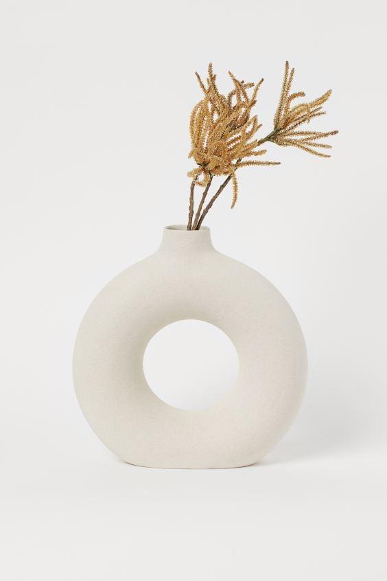 H&M Large Ceramic Vase