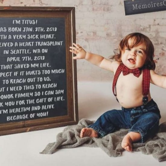 Family Shares a Photo to Help Find Heart Donor