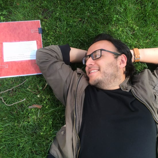 Man Writes a Love Letter to His Thesis Paper