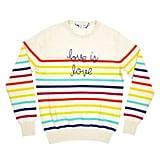 Lingua Franca Love Is Love Sweater