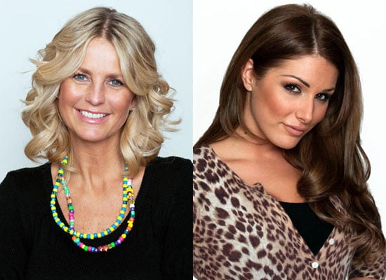 Photos of Ulrika Jonsson and Lucy Pinder Who Are Nominated for Eviction From Celebrity Big Brother
