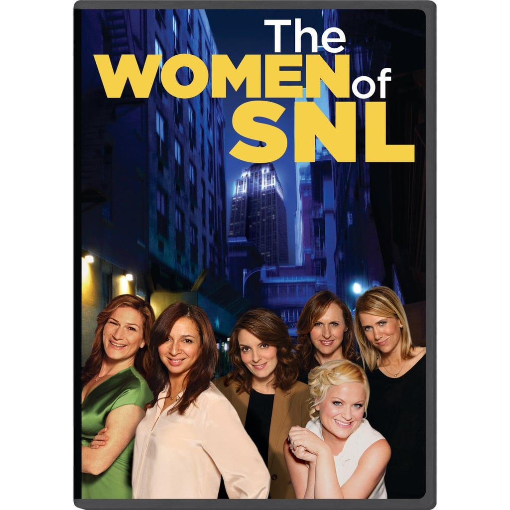 A must have for any female comic fan? The Women of SNL ($10) on DVD, which features both new projects and classic sketches.