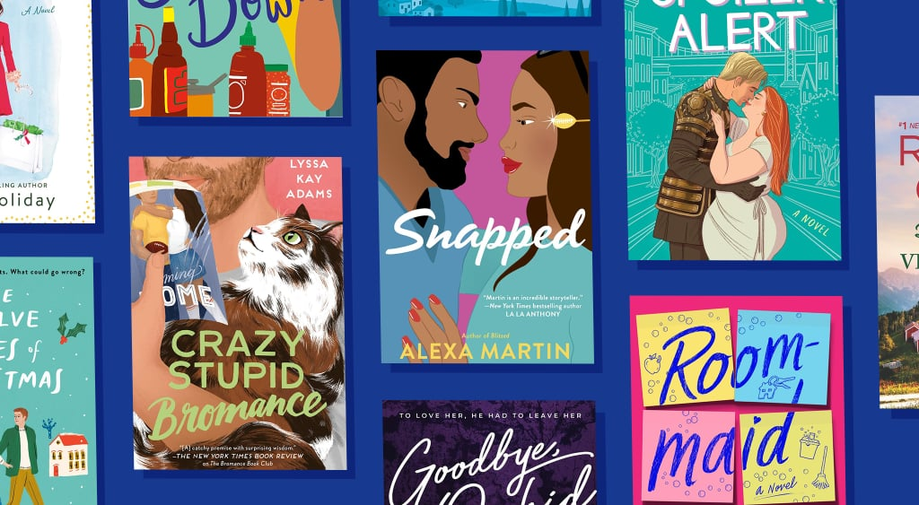 Best New Romance Books of October 2020